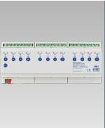 Attuatore onoff 12 canali misurazione