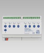 Attuatore onoff 8 canali misurazione