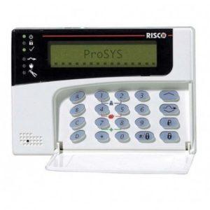 Tastiera Alfanumerica LCD Display Grande ad Icone