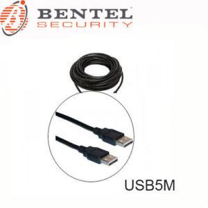 Cavo USB 5 mt per programmazione locale centrali Absoluta