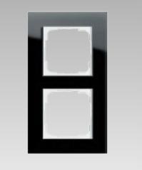 Cornice doppia vetro