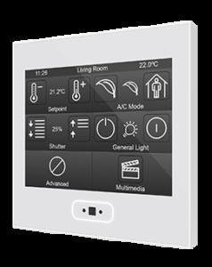 Room controller capacitivo Z35