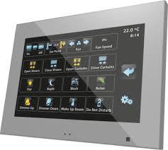 Room controller capacitivo Z70 LITE
