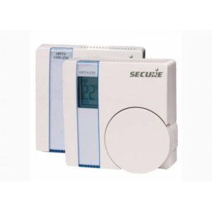 Il termostato SECURE con relè a bordo è un sistema di controllo per il riscaldamento