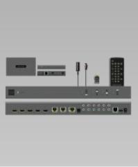 Matrice HDMI 4x3x1